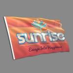 Sunrise Vlag