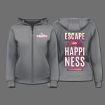 Sunrise Zipped Vest 2015 Girls