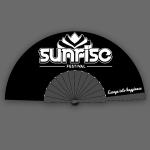 Sunrise Fan Black