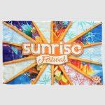 Sunrise 2017 Flag